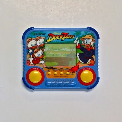 Duck Tales Tiger Electronics