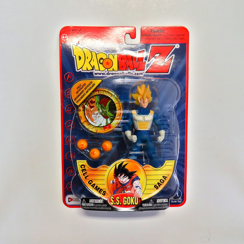 Dragon Ball Z S.S. Goku Saga Figure