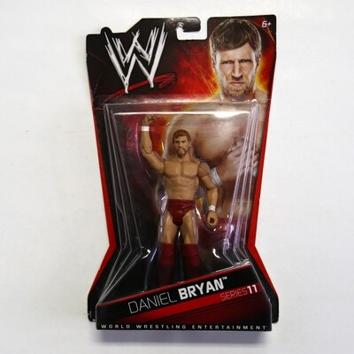 WWE Series 11 Daniel Bryan Figure