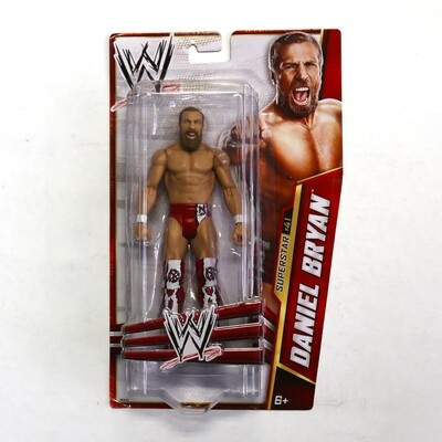 WWE Superstar 41 Daniel Bryan Figure