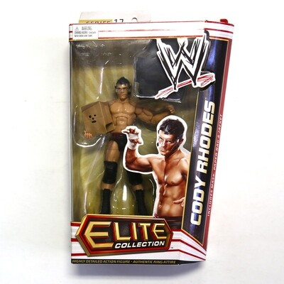 WWE Elite Collection Series 13 Cody Rhodes Figure