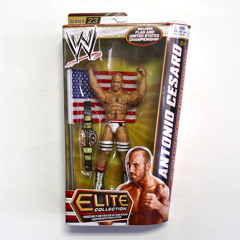 WWE Elite Collection Series 23 Antonio Cesaro Figure