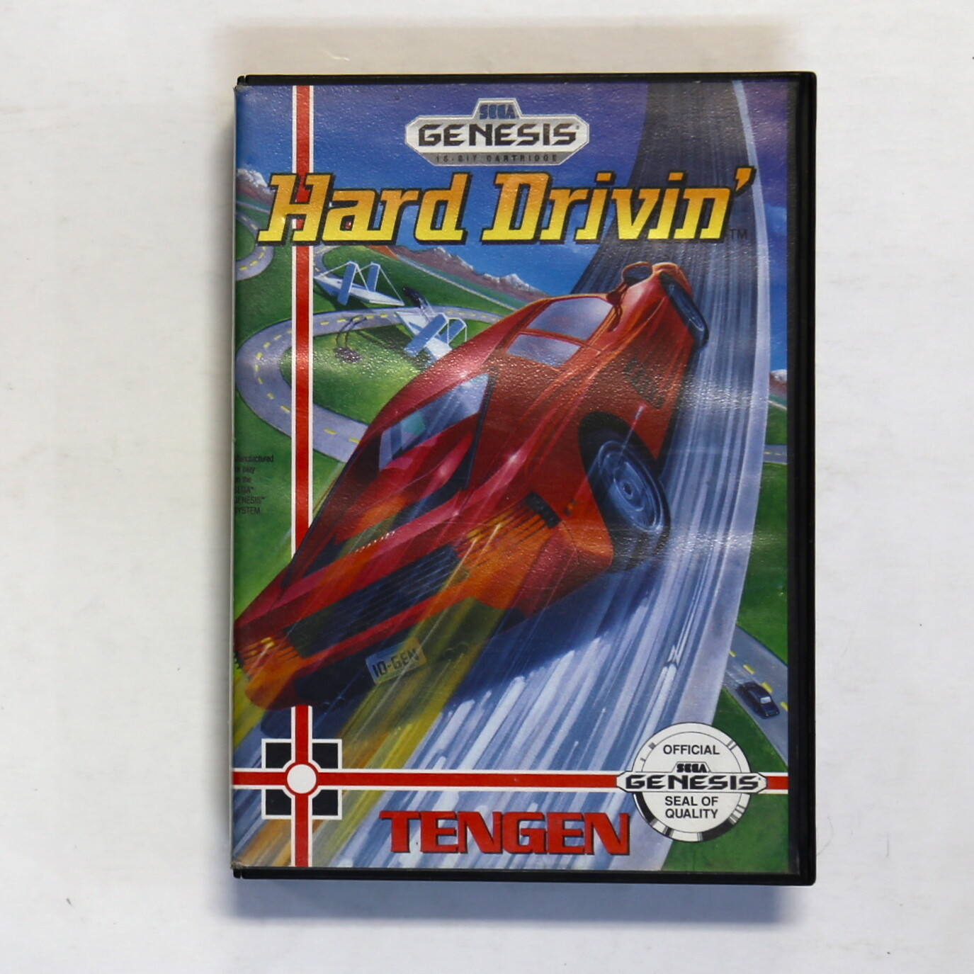 Hard Drivin' BOXED