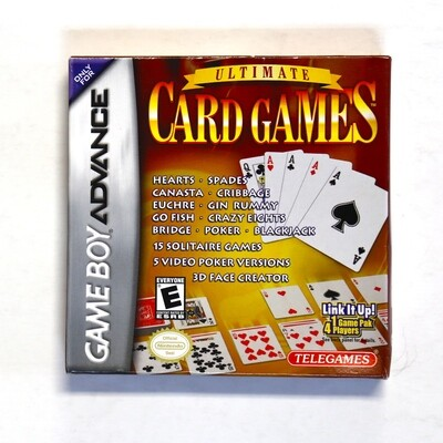 Ultimate Card Games BOXED