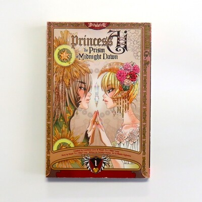 Princess Ai The Prism of Midnight Dawn Vol 1