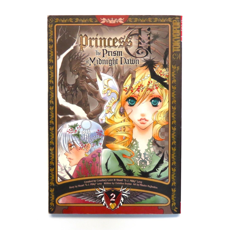 Princess Ai The Prism of Midnight Dawn Vol 2