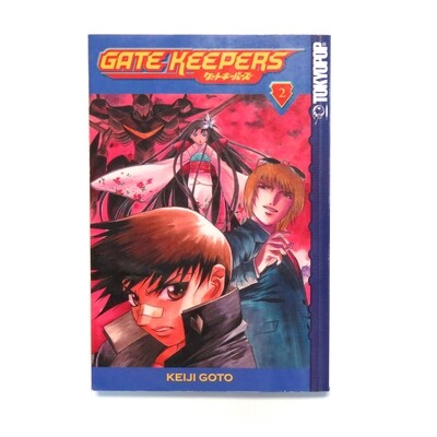 Gate Keepers Volume 2
