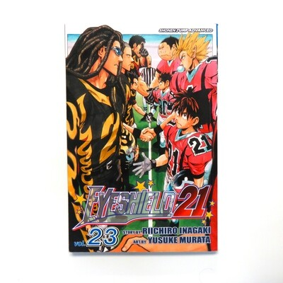 Eyeshield 21 Vol. 23