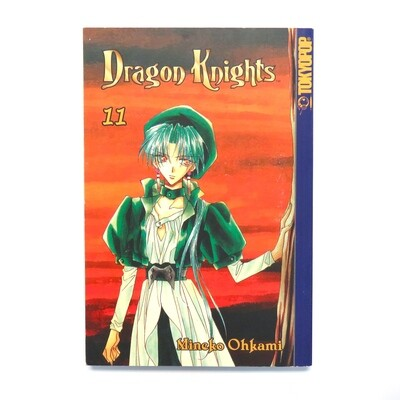 Dragon Knights Volume 11