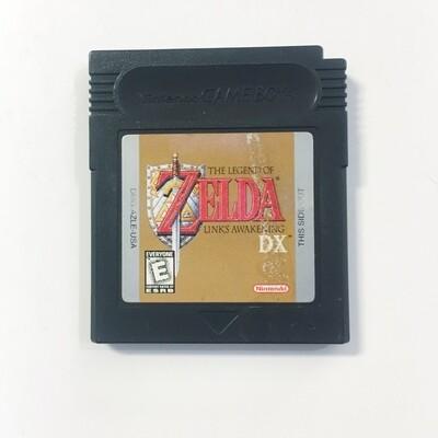 Legend of Zelda Link's Awakening DX