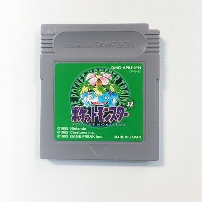 Pokemon Green Import