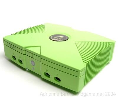 Mountain Dew Original Xbox System