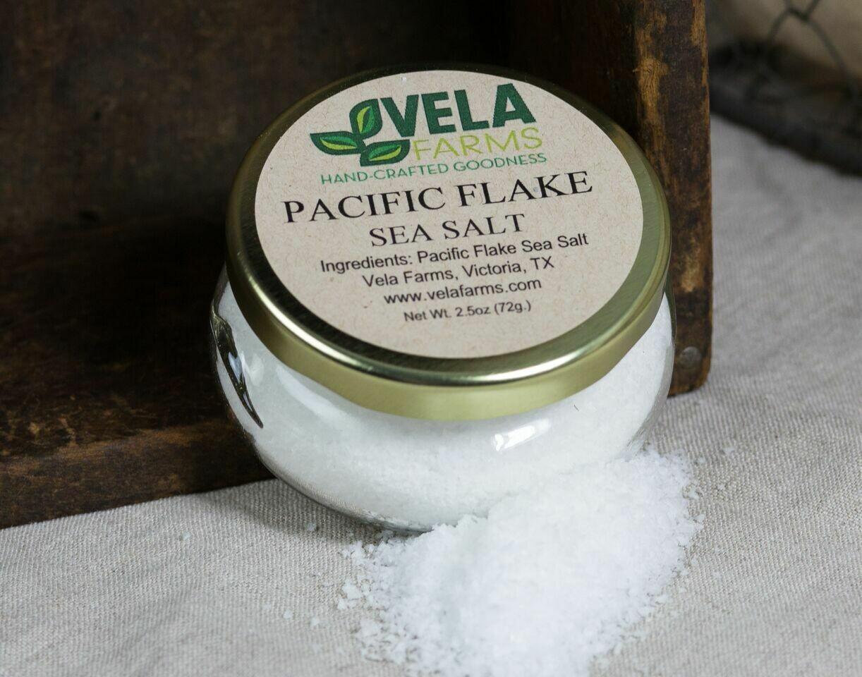 Pacific Flake Sea Salt
