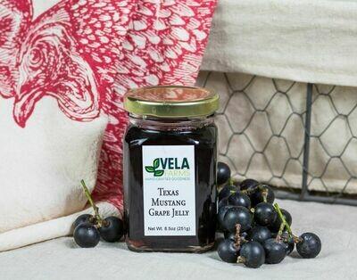 Texas Mustang Grape Jelly