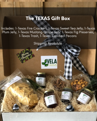 The TEXAS Gift Box