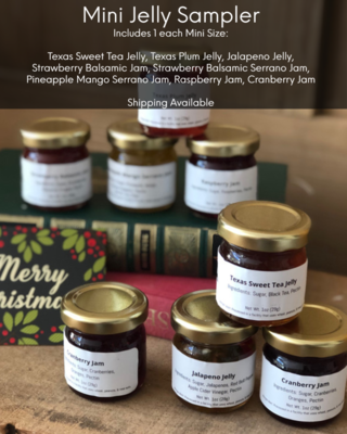 The Mini Sampler Gift Box