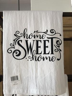 Dish Towel-Home Sweet Home