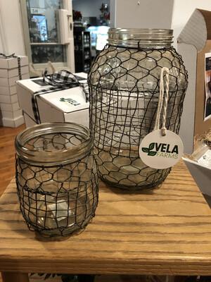 Wire Pickle Jars