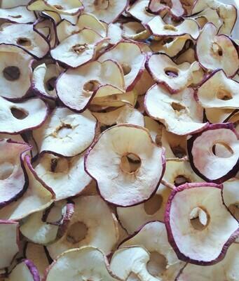 Apfel mit Schale, 100g