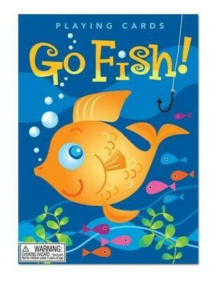 EB Go Fish Cards