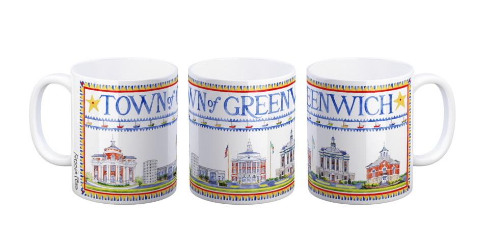 MSP Greenwich Mug