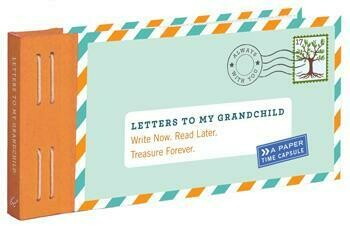 CB Letters to My Grandchild