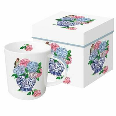 PPD Dynasty Bouquet Gift-Boxed Mug