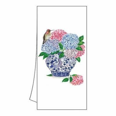 PPD Dynasty Bouquet Tea Towel