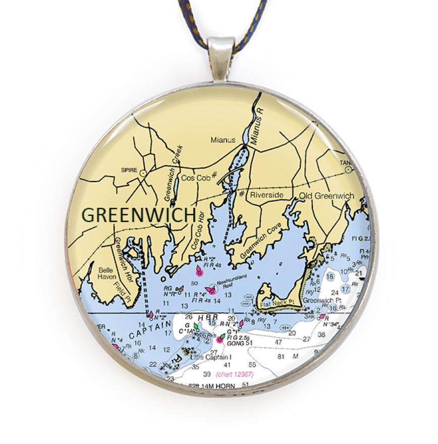 CM Greenwich Ornament