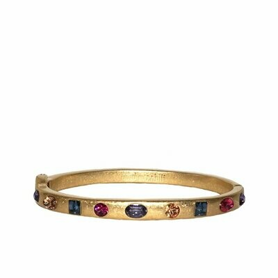 MSJ Bangle Bracelet Fuschia