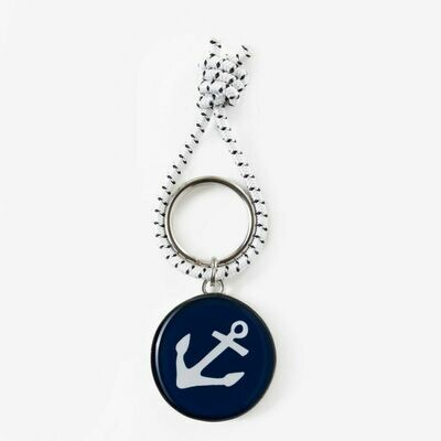 CM Anchor Key Chain