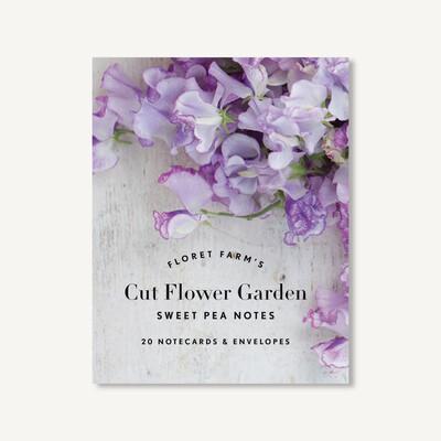 CB Floret Farm's Cut Flower Garden Sweet Pea Notes