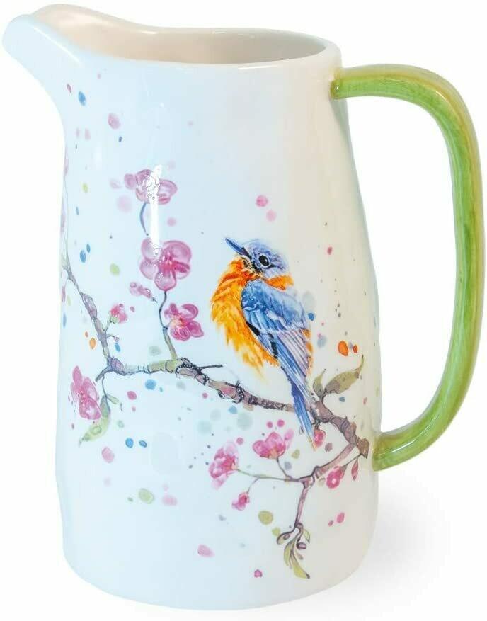 BI Pitcher Bird/Cherry
