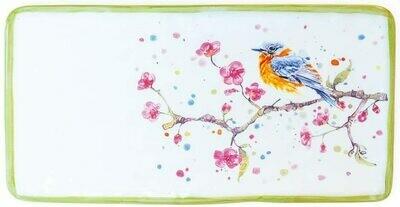 BI Platter Bird/Cherry