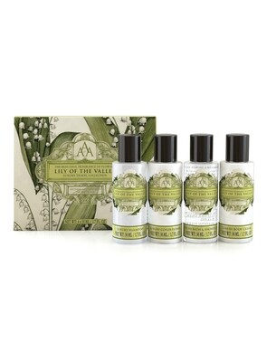 ST Aromas Artesanales De Antigua Lily of the Valley Travel Collection