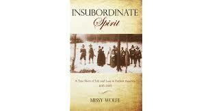 Insubordinate Spirit