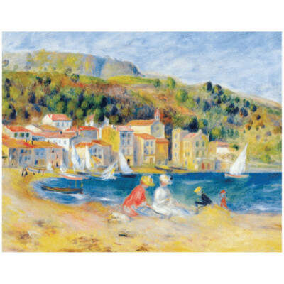 CB Impressionists by the Water, Keepsake Boxed Note Cards