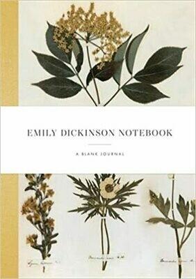 CB Emily Dickinson Note Book