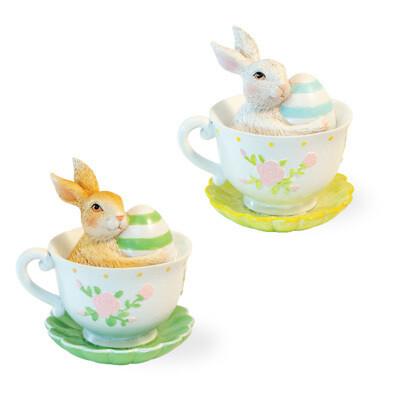 BI Teacup Bunny with Eggs