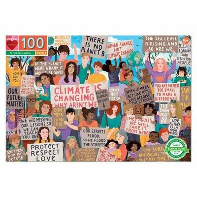 EB Climate March Puzzle 100 Pc.