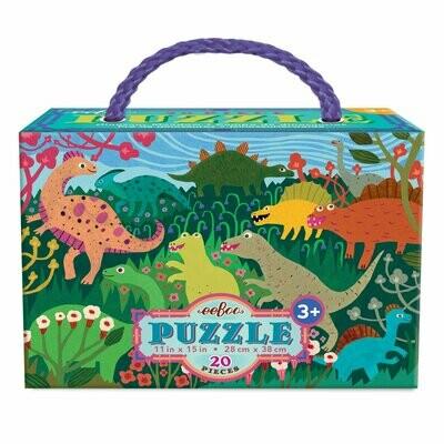 EB Dinosaur Meadow Puzzle