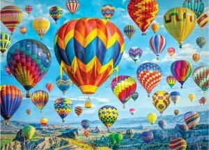 PP Balloons in Flight Puzzle