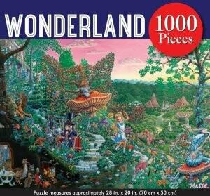 PP Wonderland Puzzle