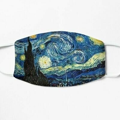 JC Blue Starry Night Fashion Mask