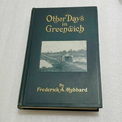Other Days in Greenwich Hardcover