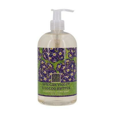 GB 16 oz. Hand Soap African Violet