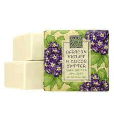 GB 6 oz. Shea Butter Soap African Violet