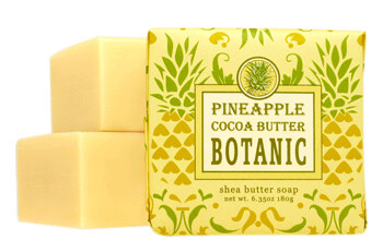 GB 6 oz. Shea Butter Soap Pineapple Cocoa Butter
