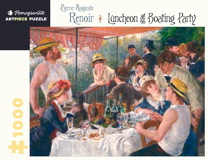 PO Renior: Luncheon of the Boating Party Puzzle