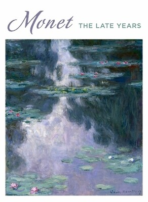 PO Monet: The Late Years Boxed Notecards